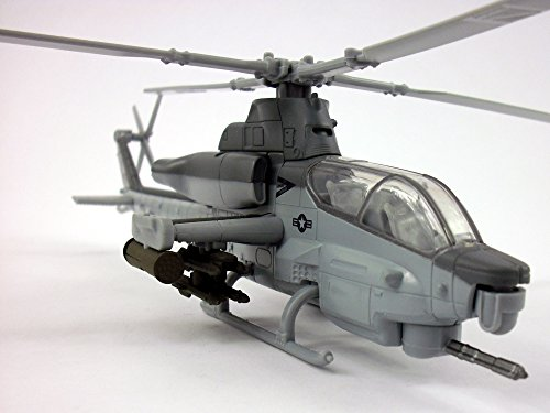Bell AH-1Z Viper (Zulu Cobra) 1/55 Scale Diecast Metal Helicopter (Bell Helicopters)
