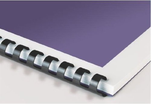 Spines, 0.375 Inch Spine, White, 25 Spines per Pack (4090019) ()