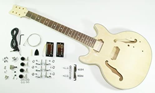 Cherrystone 4260180887174 kompletter Bausatz für Jazz/s E-Gitarre ...