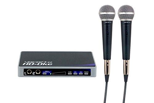 VOCOPRO HD Oke Ultimate Karaoke Connections
