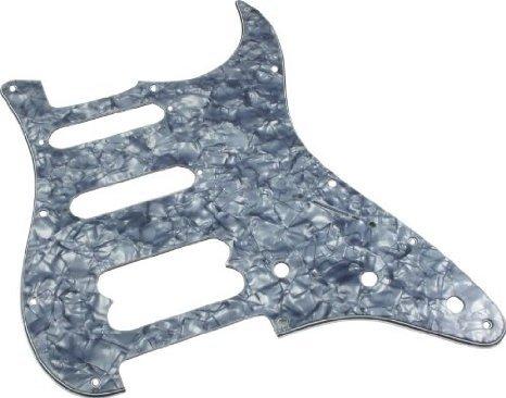 【 並行輸入品 】 ピックガード, Fender (フェンダー)R American ストラトキャスター 11-hole Lonestar black pearloid   B00JEFKRFA