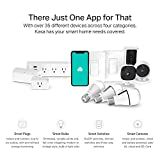 Kasa Smart Plug by TP-Link, Smart Home WiFi