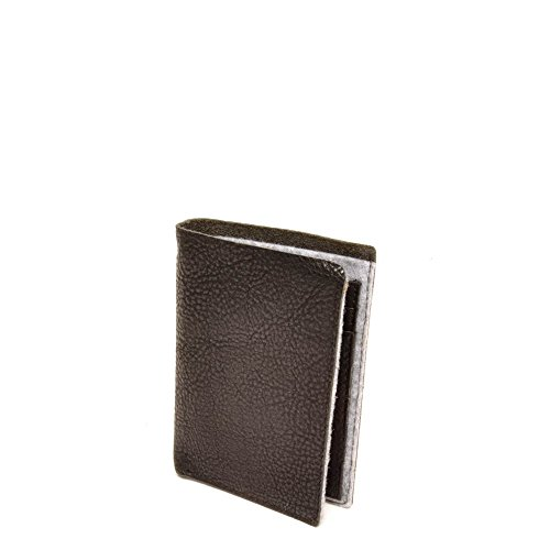 Berba , Porta carte di credito  Nero nero taglia unica