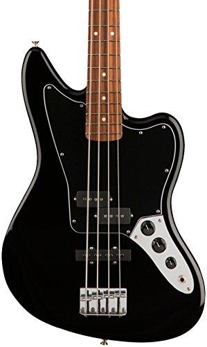 fender black jaguar - 9