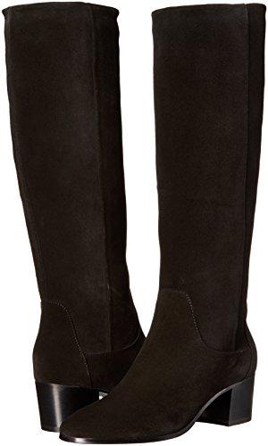 Black Aquatalia Western Suede Deanna Boot Women's XrwXqR