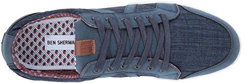 Ben Sherman Homme Lox Sneaker Marine / Denim
