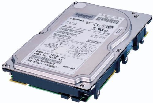 HP 357913-001 36GB universal non-hot-plugable Ultra320 SCSI hard drive - 15,000 RPM - Includes 1-inch, 68-pin drive tray New (68 Pin Drive Tray)