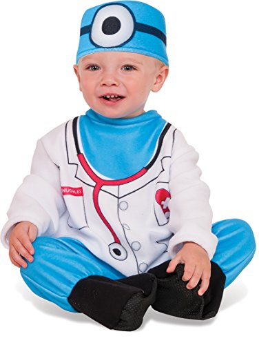 Rubie's Baby Doctor Snuggles Costume, As Shown, -