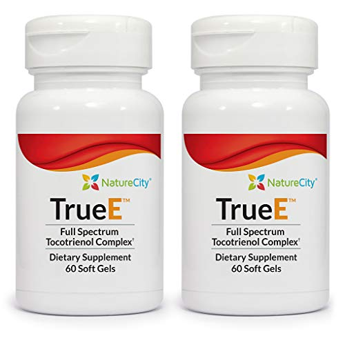 TrueEFull Spectrum Tocotrienol Complex-Helps Boost & Maintain Cardiovascular Health - 60 Soft Gels (2) by NatureCity (Image #4)