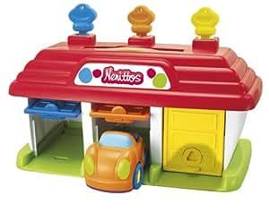 Nenittos Mi Garaje Infantil