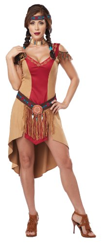 California Costumes Women's Native Beauty Costume