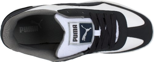 Puma Heren Arrow Fs Ii Fashion Sneaker Wit / Dark Shadow / New Navy