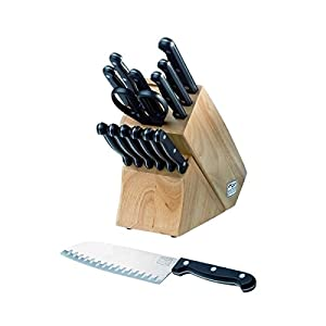 Chicago Cutlery 15-piece Knife Block Set by Chicago Cutlery