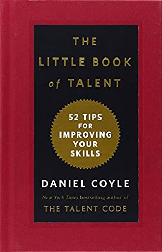 book cover of The Little Book of Talent