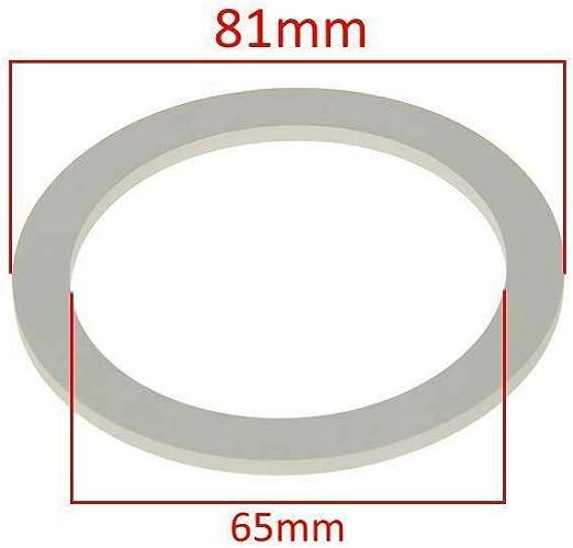 DeLonghi Junta anillo 81 mm cafetera Alicia 9 tazas EMK9: Amazon ...