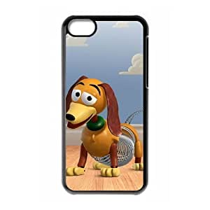 iphone5c phone cases Black Toy Story Jessie Buzz Lightyear cell phone cases Beautiful gifts NYTR4637020