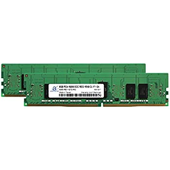 Adamanta 16GB (2x8GB) Server Memory Upgrade for HP Z440