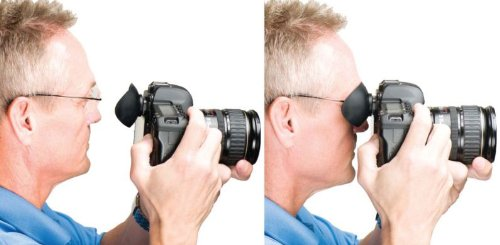 Hoodman Glasses Model Hoodeye Eyecup for Canon 5D Mark III, 7D, 1D, and 1DS Mark III Models