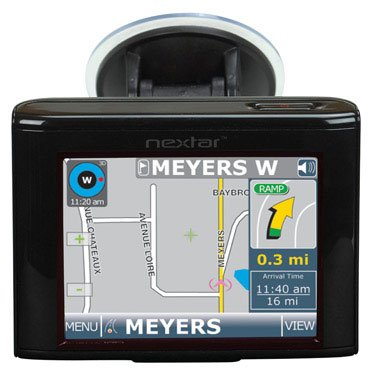 Nextar Touch Screen GPS With Text To Speech (M3-02)