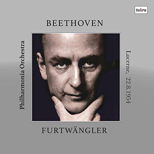 ベートーヴェン : 交響曲 第9番 | フルトヴェングラー、第九を語る (Beethoven ~ Lucerne  22.8.1954 / Wilhelm Furtwangler | Philharmonia Orchestra) [2LP] [Live Recording] [Limited Edition] [日本語帯・解説付] [Analog]