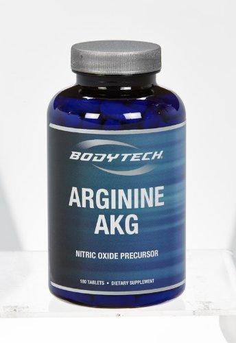 What is arginine akg