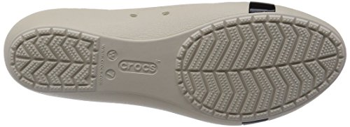 Crocs Brynn Flat - Stucco Black