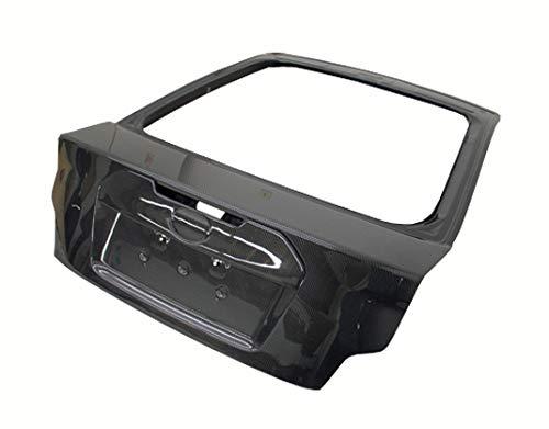 VIS Racing (VIS-SPI-468) Black Carbon Fiber Hatch OEM Style for Scion TC 2DR 11-13