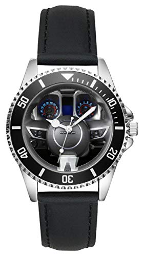Gift for Chevrolet Camaro Fans Driver Kiesenberg Watch L-20631 - Driver Mens Watch