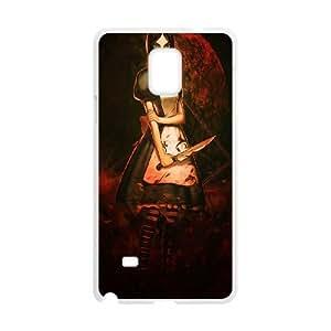 Samsung Galaxy Note 4 Phone Case Alice Madness Returns 5B84505