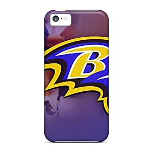 Great Cell-phone Hard Cover For iPhone 5 5s (oHV14885ppgx) Custom Stylish Baltimore Ravens Pictures