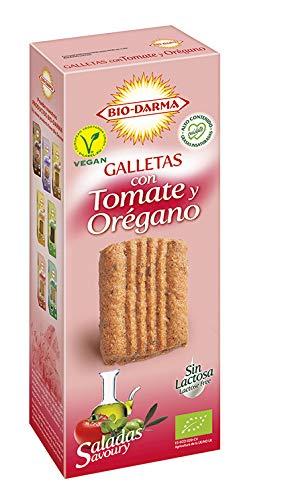 BIO DARMA, Galleta fresca de avena (Tomate y oregano) - 120 ...
