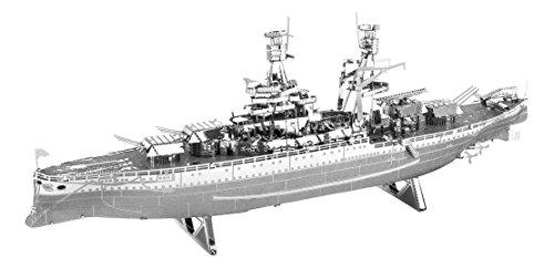 Fascinations Metal Earth 3D Laser Cut Model Military USS Ari