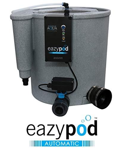 Evolution Aqua Eazypod Automatic Self-Cleaning Pond Filtration System