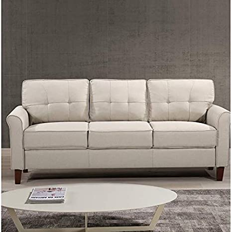 Pleasing Amazon Com Us Pride Furniture Kouchouk Mid Century Sofa Pdpeps Interior Chair Design Pdpepsorg