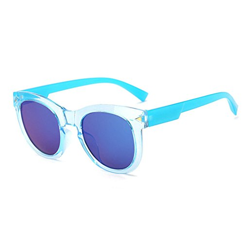 Aoligei Simple Dame lunettes de soleil lunettes de soleil mode HLlUtmNK