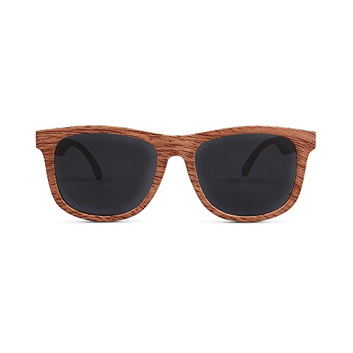 FCTRY Baby Opticals - Polarized Sunglasses w/ Strap - Kids/Girl/Boy (Wood)(Ages - Baby Big W Sunglasses