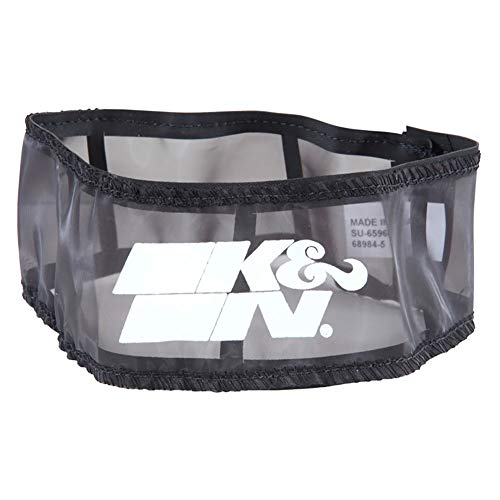 K&N SU-6596DK Black Drycharger Filter Wrap - For Your K&N SU-6596 Filter