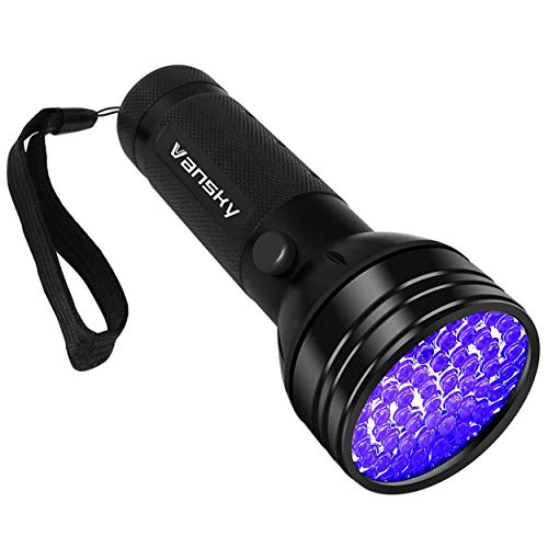 Black Light UV Flashlight