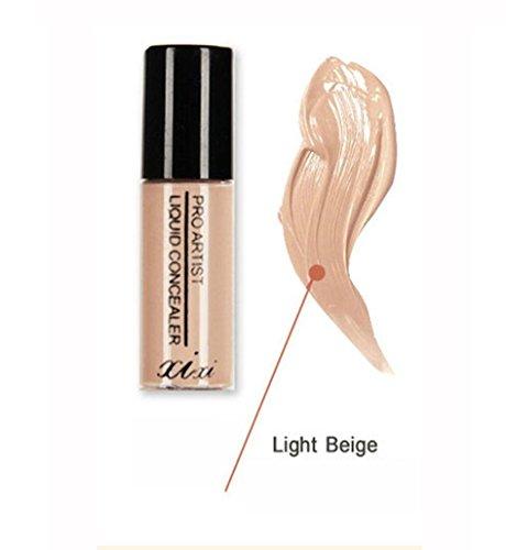 ❤JPJ(TM)❤️ Girls Concealer,Women Best New Liquid Makeup Your Skin Hide Blemish Look Great (A)