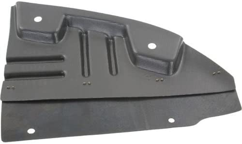 Under Cover Sierra 2500// 3500 Engine Splash Shield Perfect Fit Group REPG310104 Lh