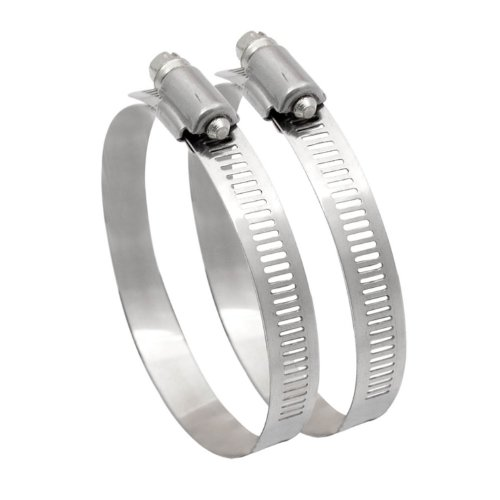 "Spectre Performance 9704 4"" Hose Clamps - Pair"
