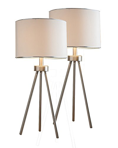 kings-brand-brush-nickel-body-with-white-shade-three-legged-table-lamp-set-of-2-lamps-