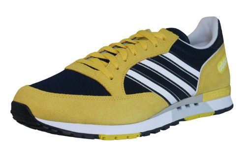 Adidas Originals PHANTOM Herren Laufschuhe aus Stoff Blue / Yellow