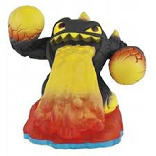 Skylanders SWAP Force Single Character Pack Volcanic Lava Barf Eruptor S3 LOOSE