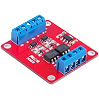 LM YN 2-Channel Solid State Relay Module High-low Level Trigger 3A Optocoupler Isolation