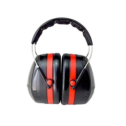 FS Professional Noise Reduction Earmuffs, Protective Earmuffs Sleeping Anti-noise Headphones Sleep Learning Industrial Noise Reduction Headphones Noise Reduction 30-35 Decibels by FSHEZ (Image #6)