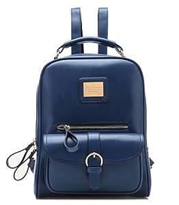 Tinksky Vintage Fashion Student Backpack School Bag
