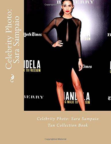 Celebrity Photo  Sara Sampaio  Tan Collection Book