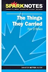 The Things They Carried (Spark Notes) by Tim O'Brien (14-Oct-2004) Paperback