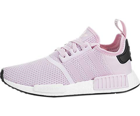 - adidas Originals NMD_R1 Shoe Women's Casual 7.5 Clear Pink-White-Black